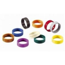 Coloured Ring Grey with ident for FXX/MXX XXR-8 Neutrik